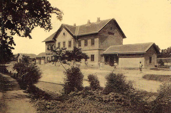 Orahovica kolodvor 1910. (1)