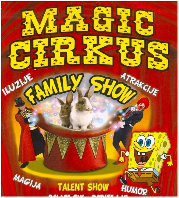 magic cirkus family show