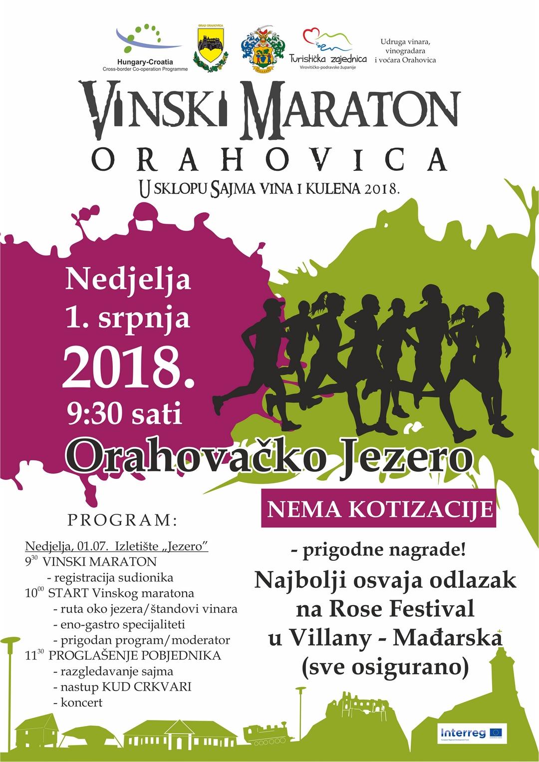 SVIK 2018 Maraton