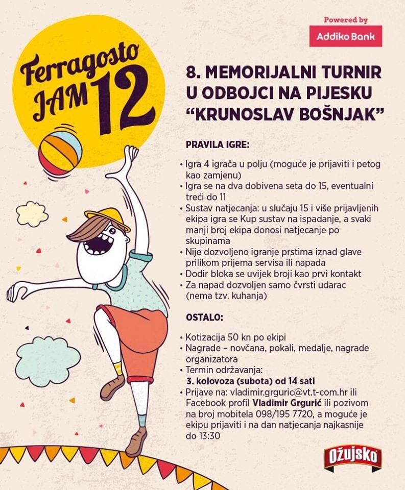 Plakat Krunin turnir